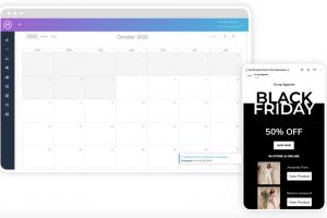 NEW FEATURE: Marketing Calendar