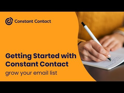 Grow Your Email List, Grow Your Business   Constant Contact