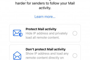 """Apple Starts Gathering Your Personal Data in the Name of """"Privacy"""""""