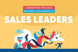 COMBATTING THE DAILY BUSINESS CHALLENGES OF SALES LEADERS