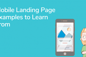 All The Right Moves: Mobile Landing Page Examples to Learn From