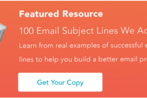 40 of the Best Email Subject Lines We've Ever Seen