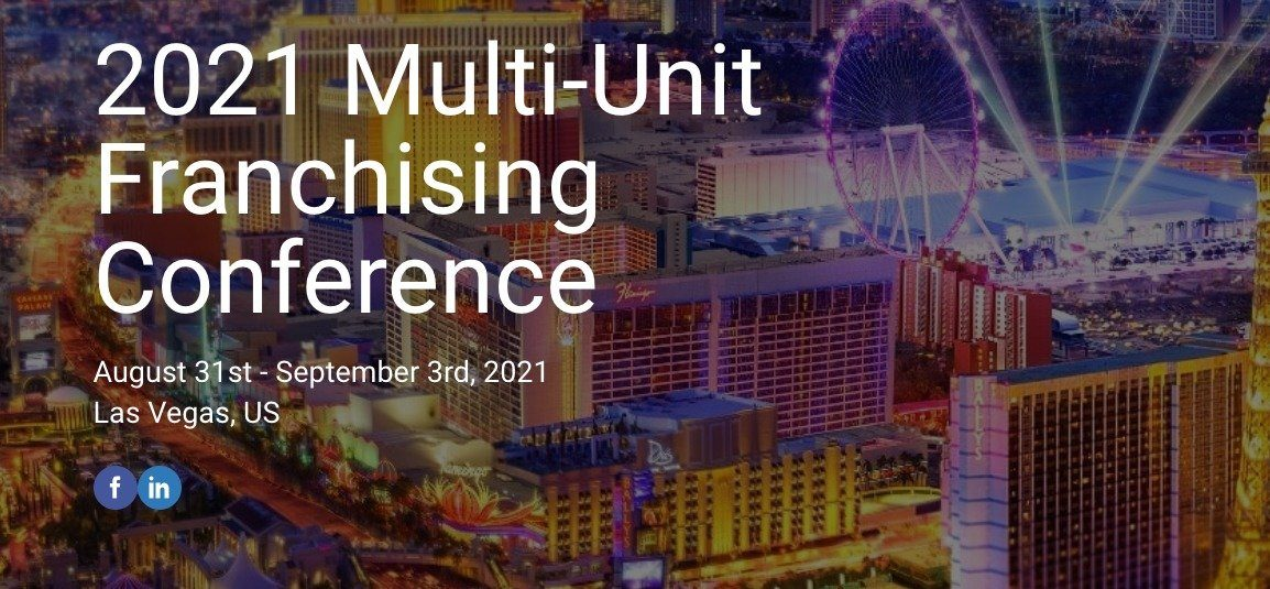 Multi-Unit Franchising Conference Bound