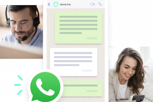 Send personalized messages to customers on their most-used messaging tool