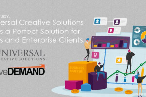 Universal Creative Solutions Finds a Perfect Solution for SMBs and Enterprise Clients
