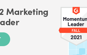 Iterable Named a Marketing Automation Leader in G2 2021 Fall Report