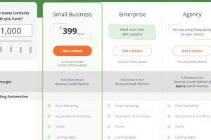 SharpSpring vs Hubspot vs EngageBay: Which CRM Software is the Best?
