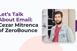 Let's Talk About Email: Cezar Mitrenca
