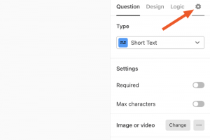 4 hidden Typeform settings you should know about