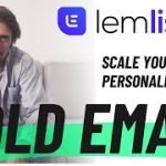 How To Automate Cold Email Campaigns (scale your personalisation with Lemlist)