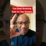 Best FREE Email Marketing Tools #emailmarketing #emailmarketingtools #emailmarketingsoftware #shorts